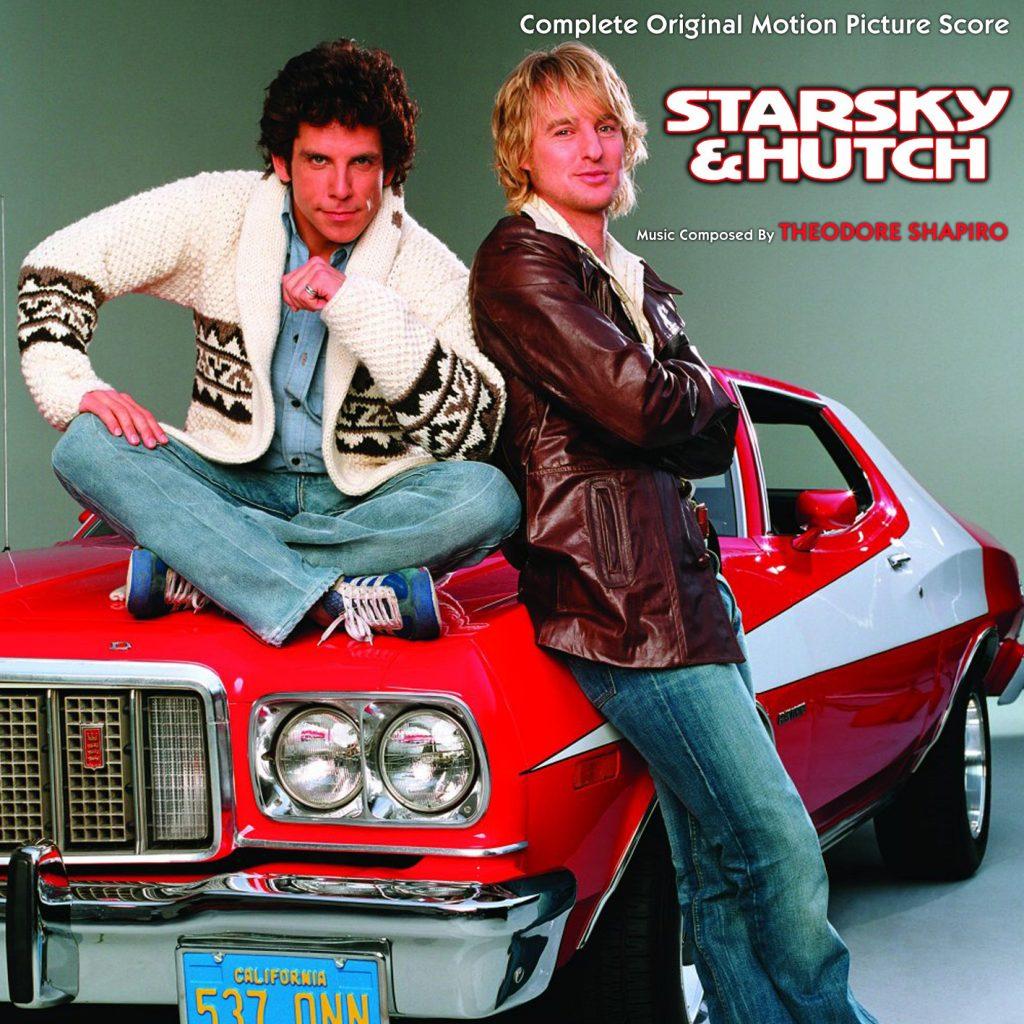 Starsky & Hutch Front