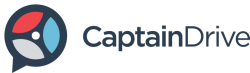 logo Captain Drive blog auto