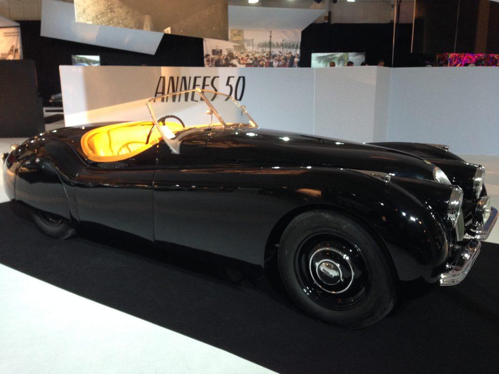 Jaguar xk 120 ots captaindrive - Garage jaguar montpellier ...