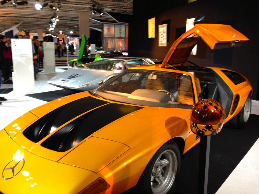 Mercedes-Benz-C111-II -2